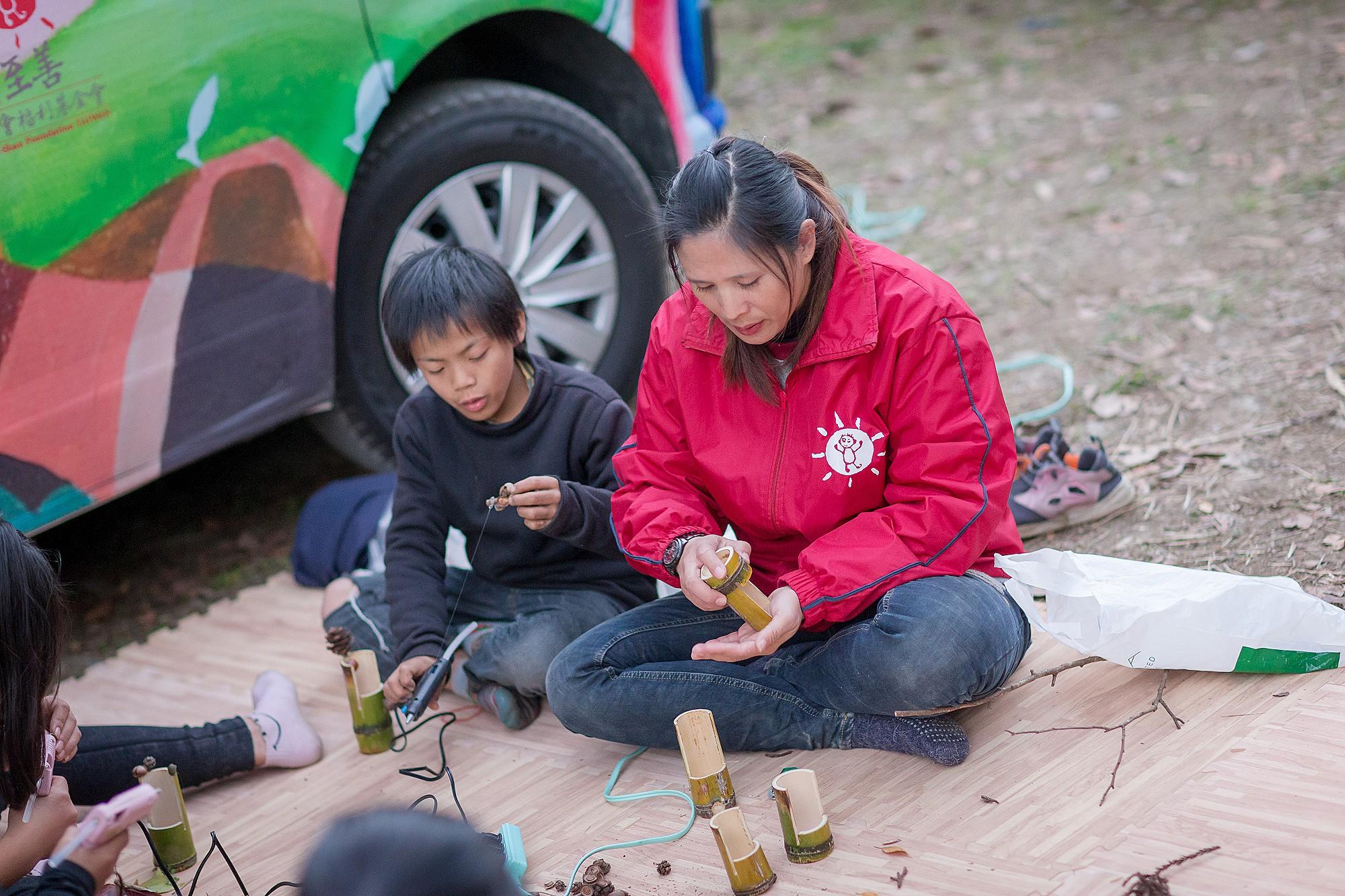 【已額滿】2020 - 2021 至善行旅.達人帶路—【冬天篇】孩子的玩具車與古道獵人